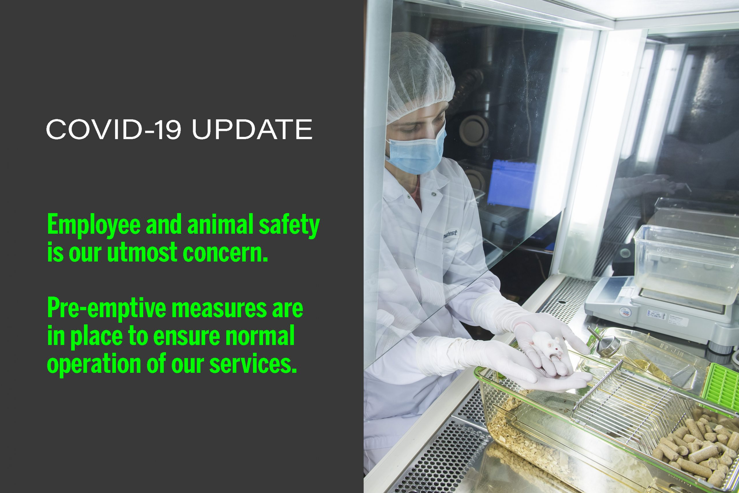 You are currently viewing PHARMATEST'S PROJECTS AND SAFETY DURING THE COVID-19 OUTBREAK
